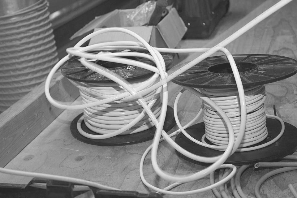 Alt el-arbejde indenfor privat og erhverv